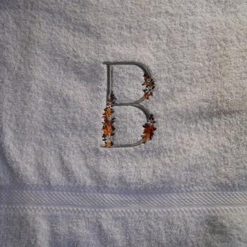 handdoeken geborduurd